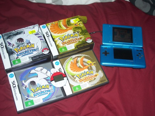 Pokemon SS & HG